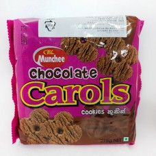 Chocolate carols cookies