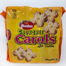 Crunchee carols cookies
