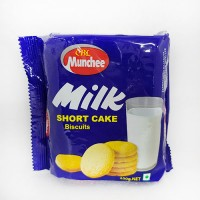 Milk short cake biscuits
