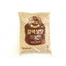 Beksul brown sugar 1kg