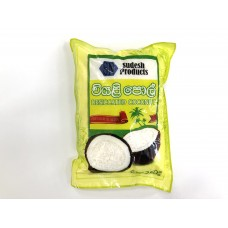 Sudesh products - desiccated coconut