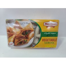 Mezban - vegetable samosa